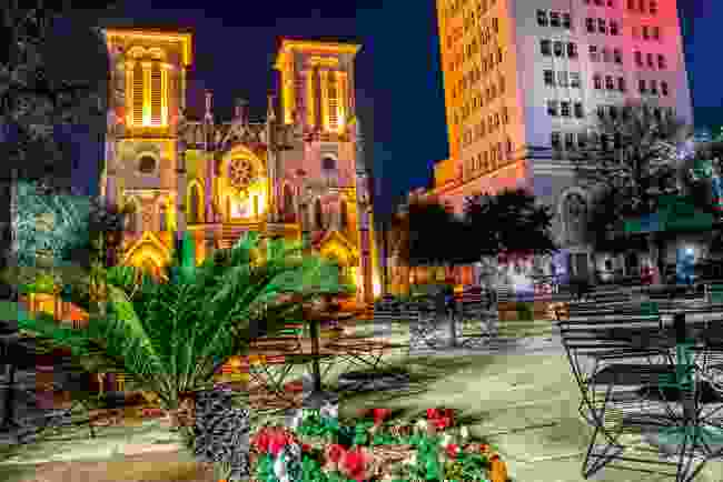 The San Fernando Cathedral, San Antonio (Shutterstock)