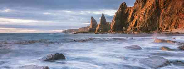 Stacks of Duncansby (Clive Minnitt)