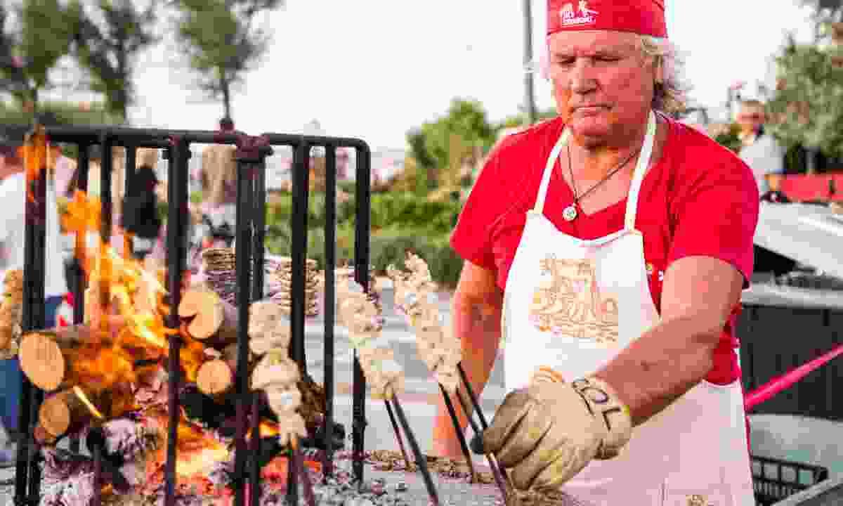 Street food in Rimini (Emilia Romagna Turismo)