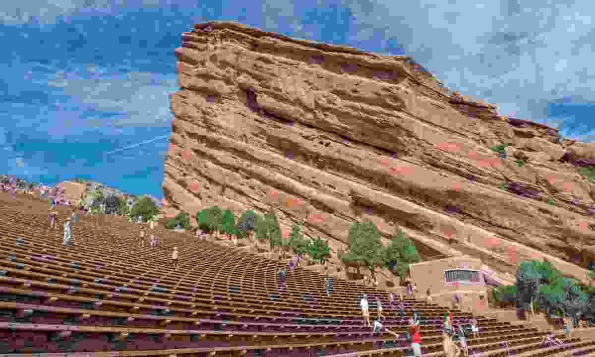 Red Rocks Park and Amphitheatre (Dreamstime)