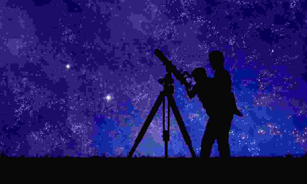 There's no need to rush out to buy a telescope (Dreamstime)
