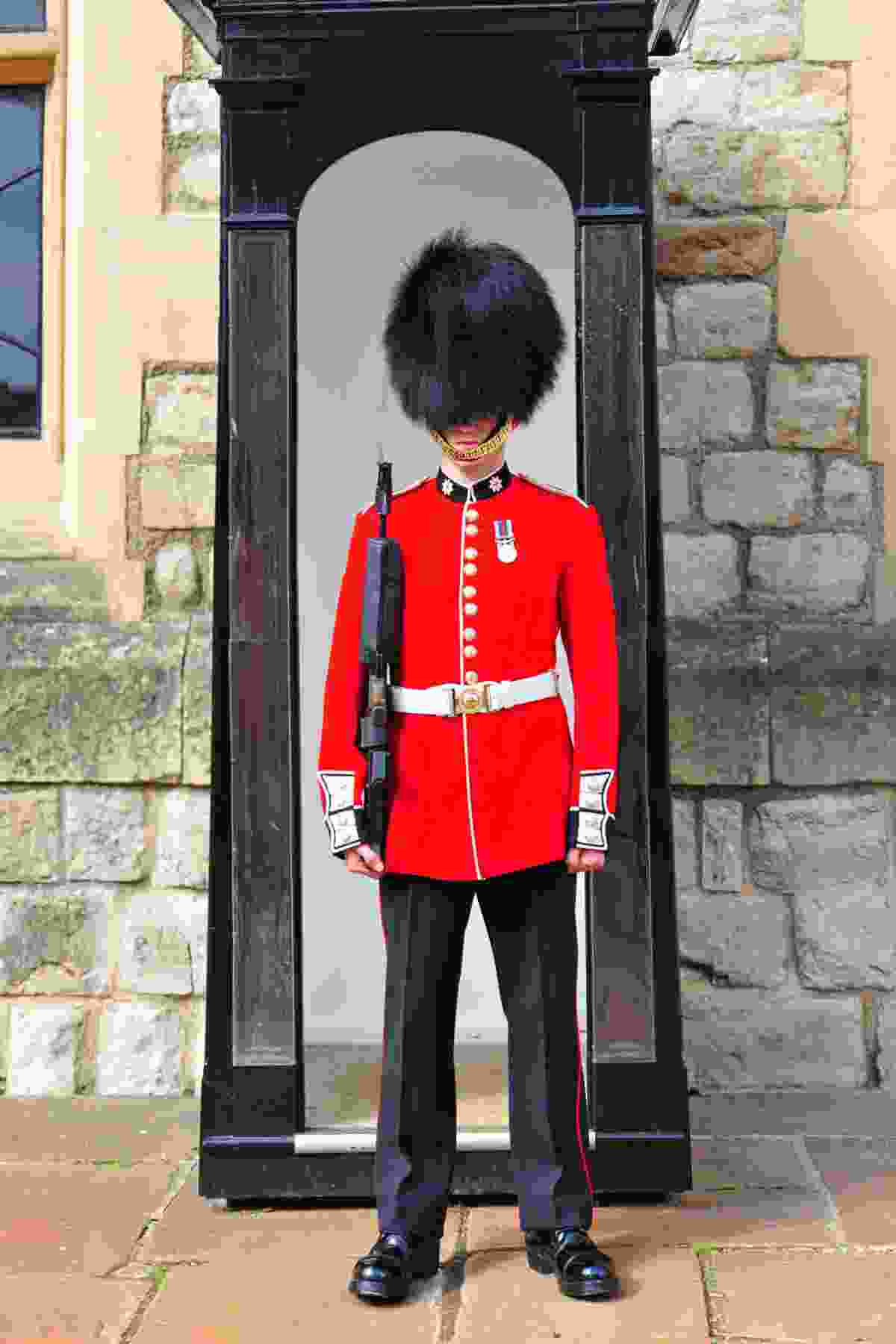 A grenadier (Dreamstime)