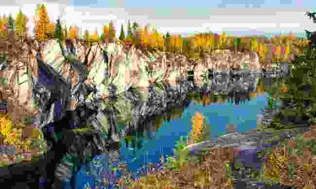 Ruskeala National Park (Dreamstime)