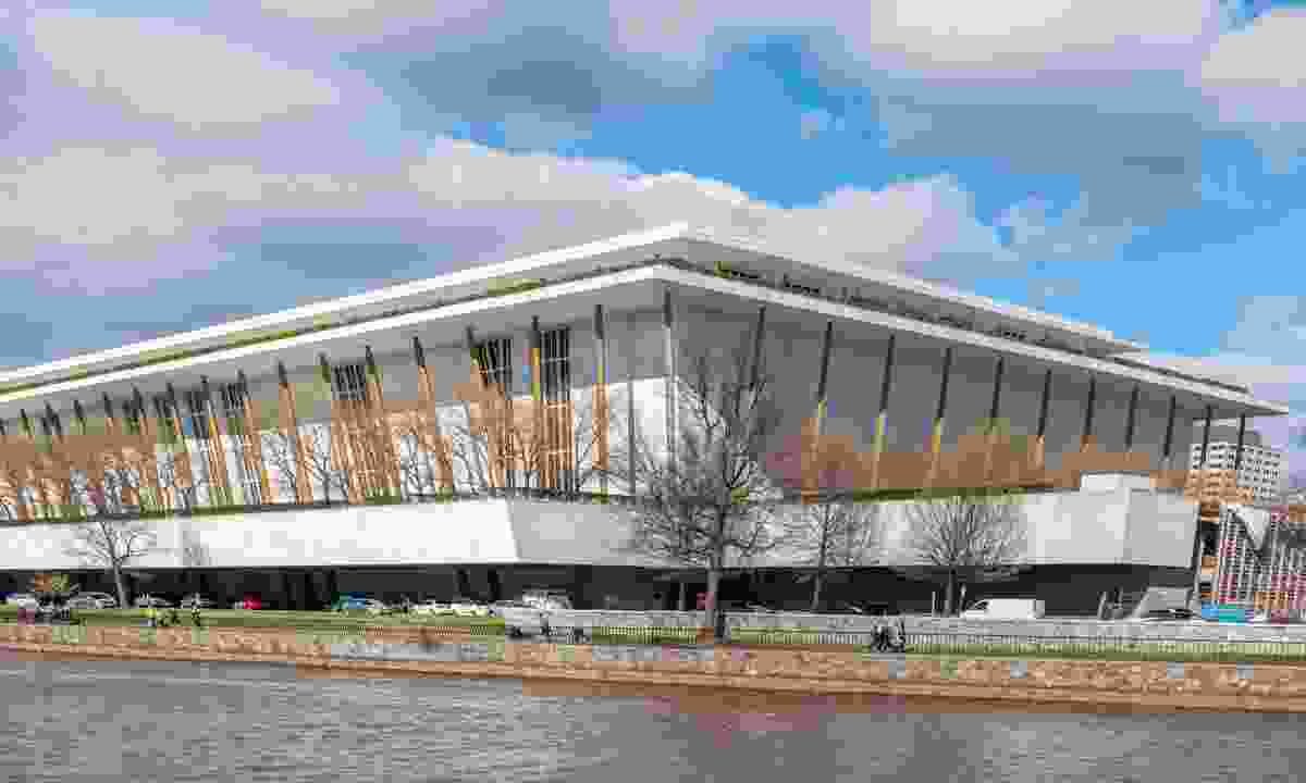 John F. Kennedy Center for the Performing Arts (Dreamstime)