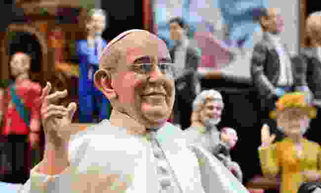 A pastori of  Pope Francis (Dreamstime)