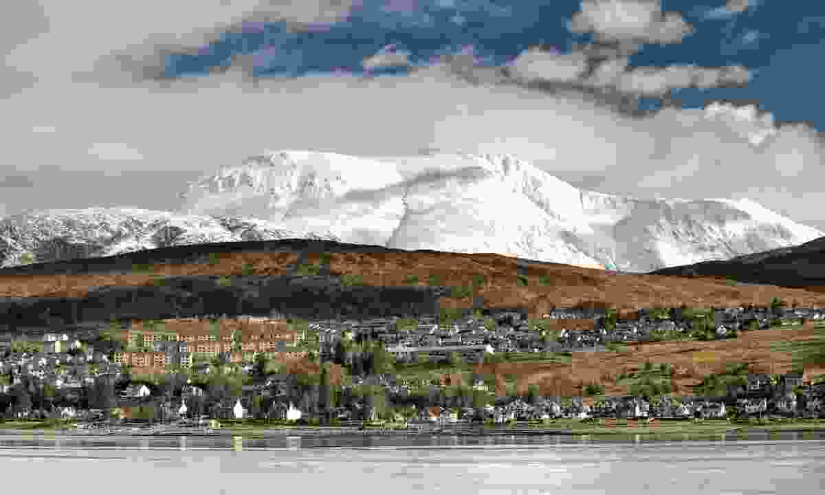 Fort William. Not in London anymore (Shutterstock)
