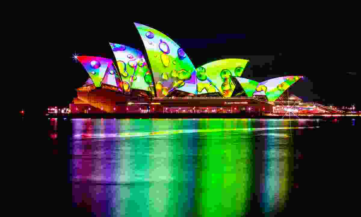 Sydney Opera House (VividSydney)