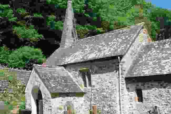 Culborne Church, Somerset (Shutterstock)
