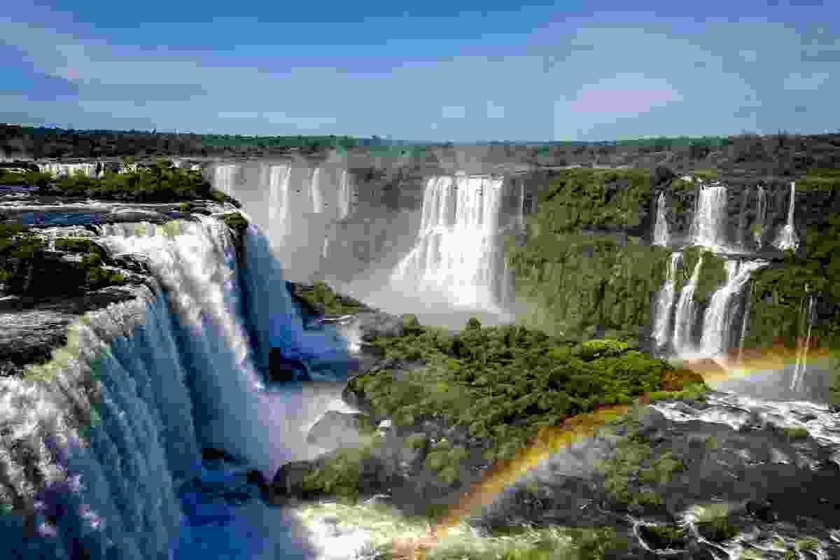 Iguaçu Falls. (Dreamstime)