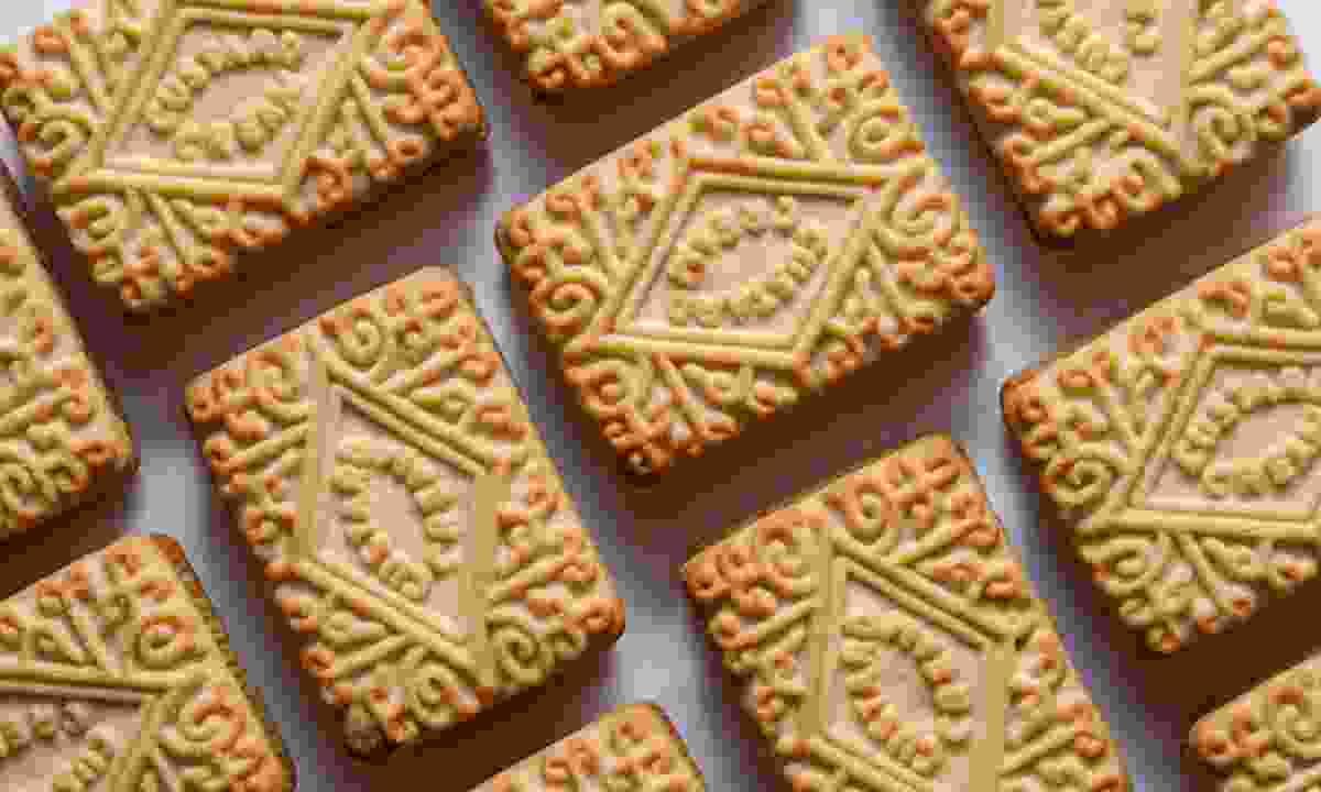 Custard Cream biscuits (Dreamstime)