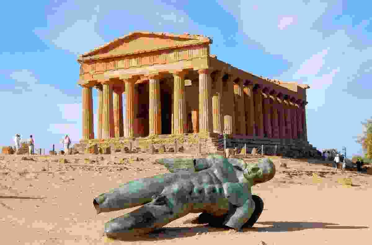 Agrigento (Dreamstime)