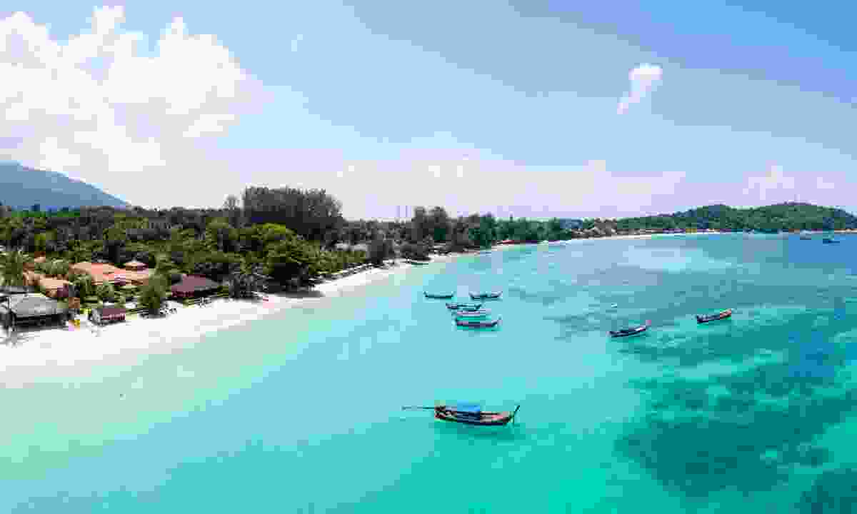 Ko Lipe beach (Dreamstime)