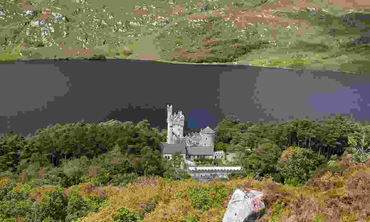 Glenveagh National Park and Castle (Tourism Ireland)