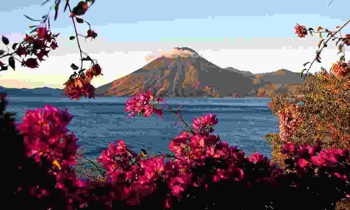 Volcano in Guatemala (KE Adventure Travel)