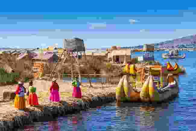 Late Titicaca, Peru (Shutterstock)