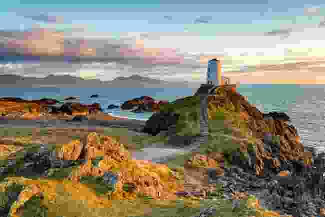 Llanddwyn Island in Anglesey, Wales (Shutterstock)