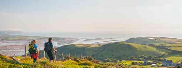 Coast Walk (Crown Copyright/ Visit Wales)