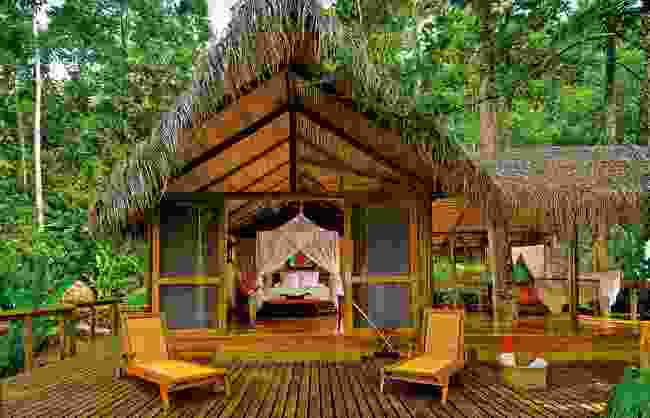 Pacuare Lodge, an eco-lodge in Costa Rica (Pacuare Lodge)