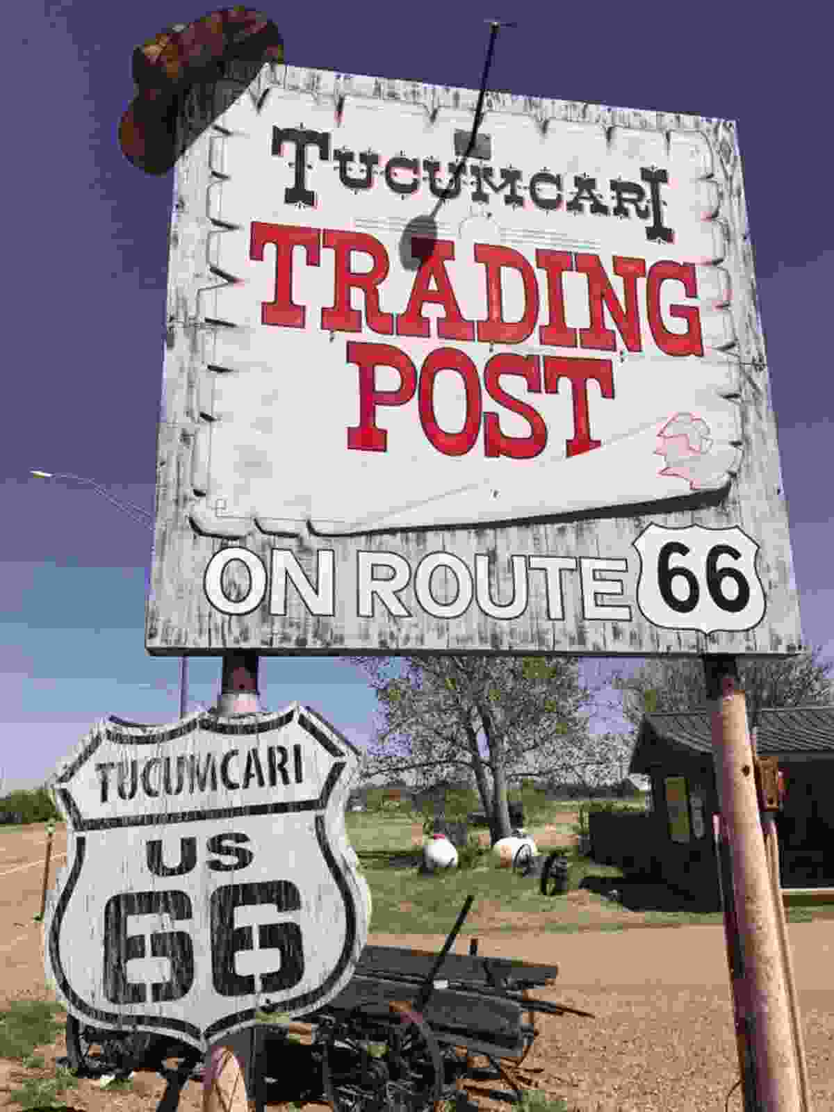Tucumcari Trading Post, New Mexico (Rick Sammon)