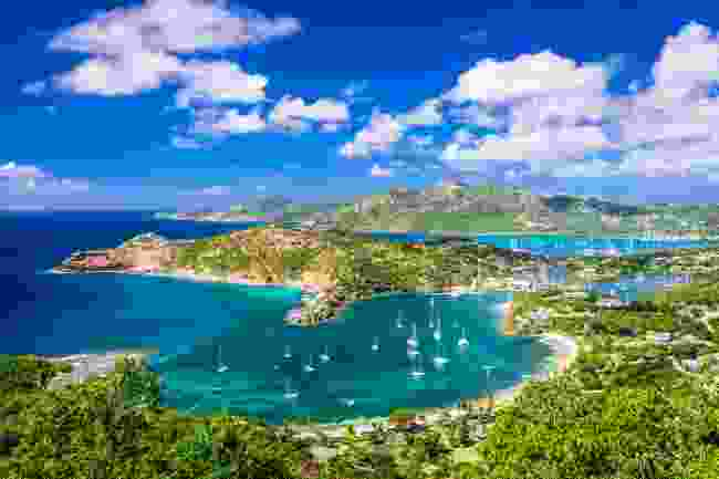 Shirley Heights, Antigua (Shutterstock)