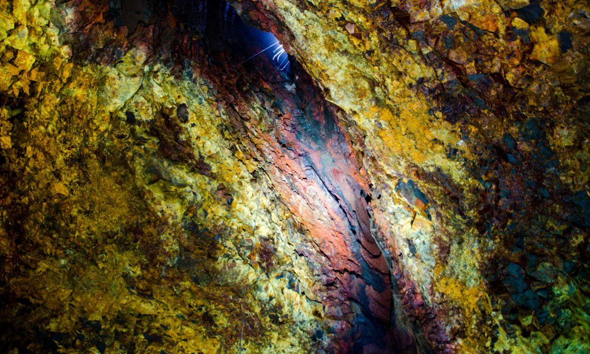 Thrihnukagigur magma chamber (Shutterstock)