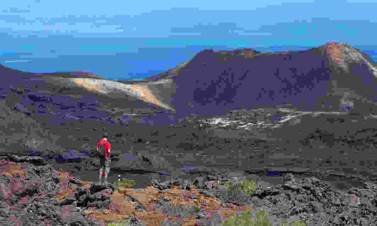 Hike your way to the best viewpoints on the Galápagos Islands (Shutterstock)
