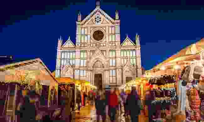 Piazza Santa Croce, Florence (Shutterstock)