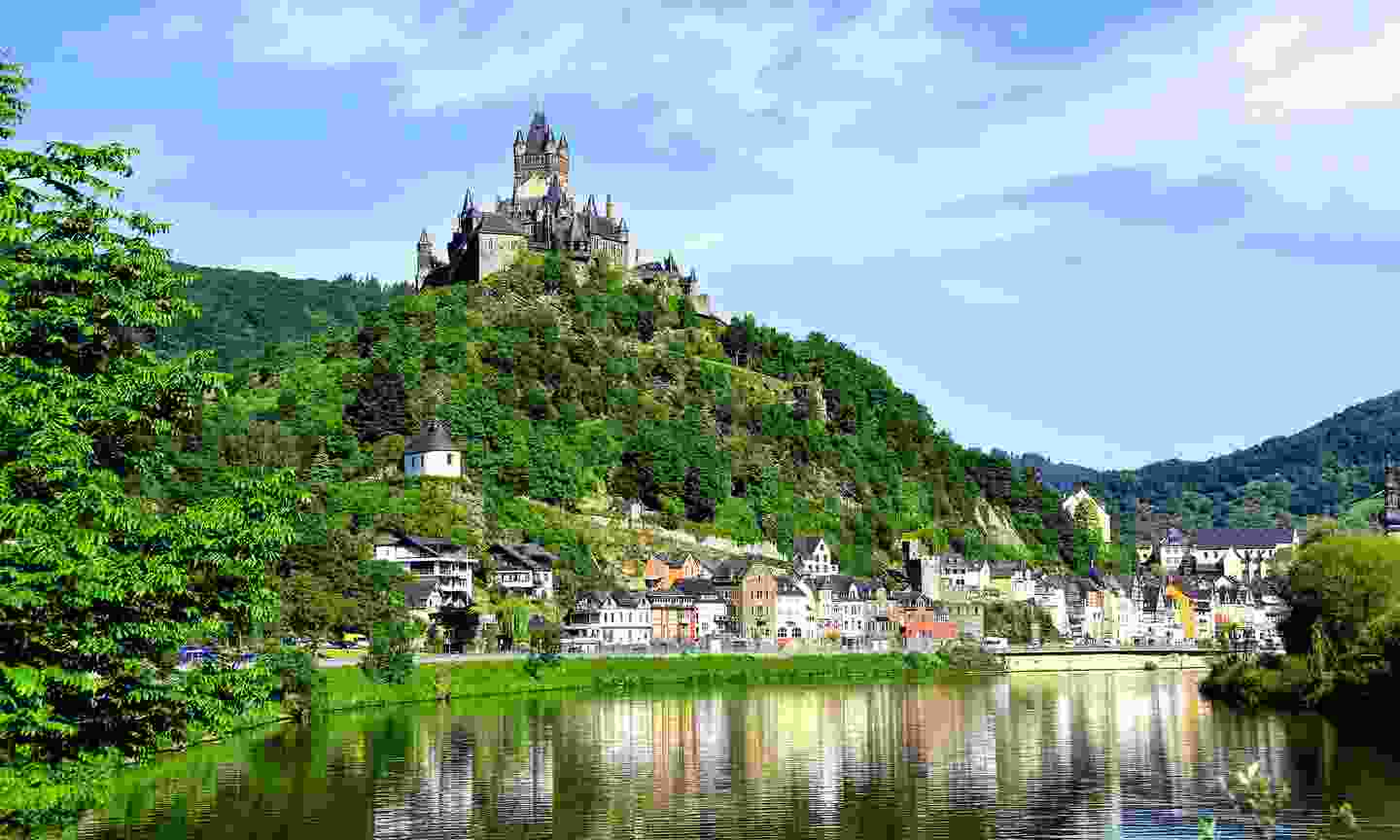 Cruise the Mosel and Rhine in Germany (Shutterstock)
