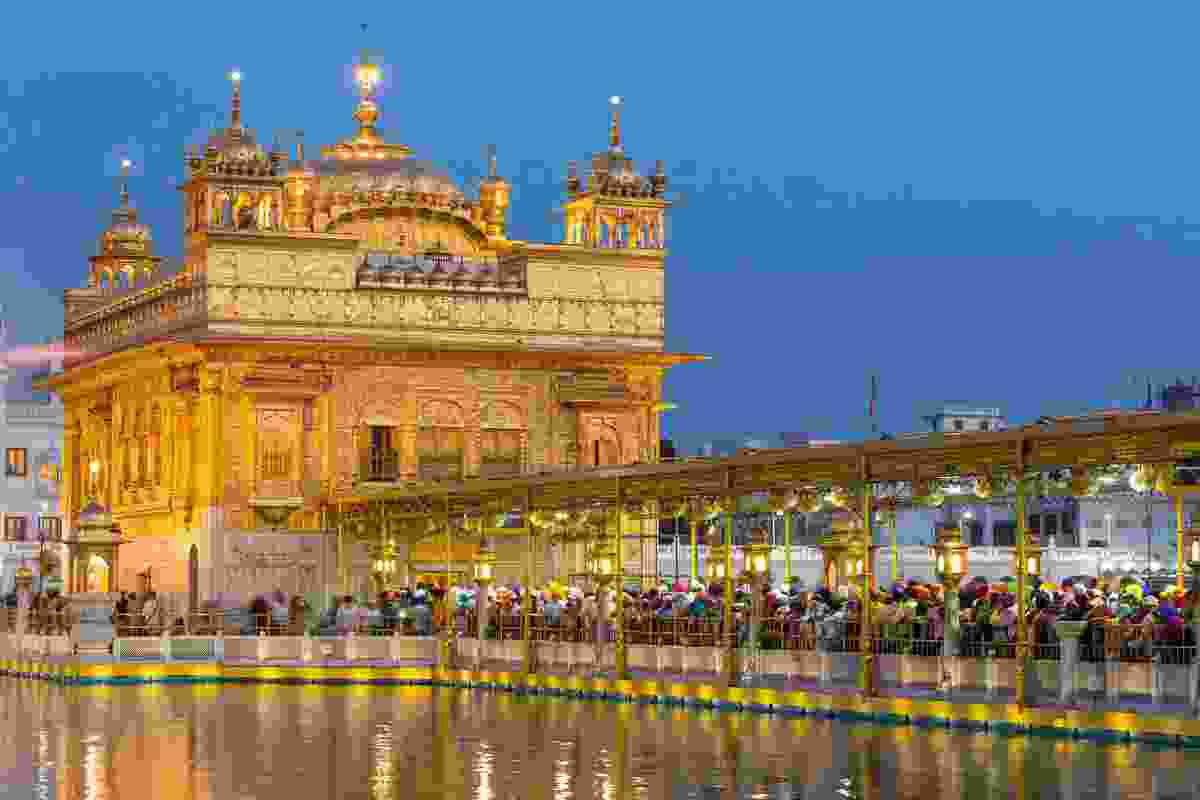 The Golden Temple (Shutterstock)