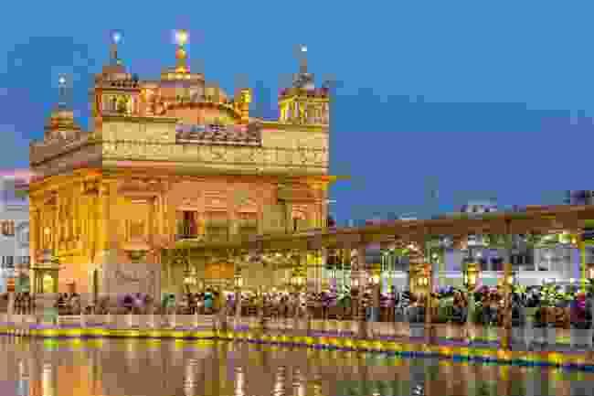 The Golden Temple (Shutterstock)
