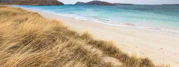 Traigh Na Beirigh beach on the Isle of Lewis (Shutterstock)