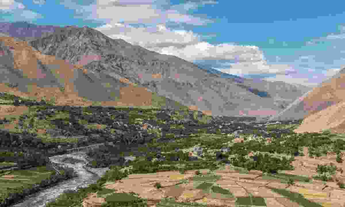 Panjshir Valley (Shutterstock)