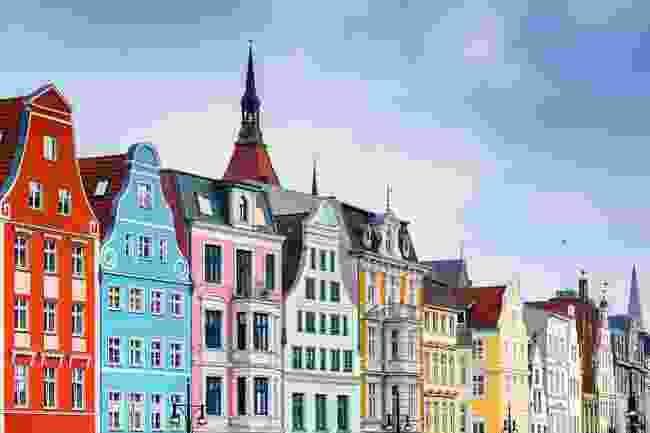 Rostock, Germany (Shutterstock)