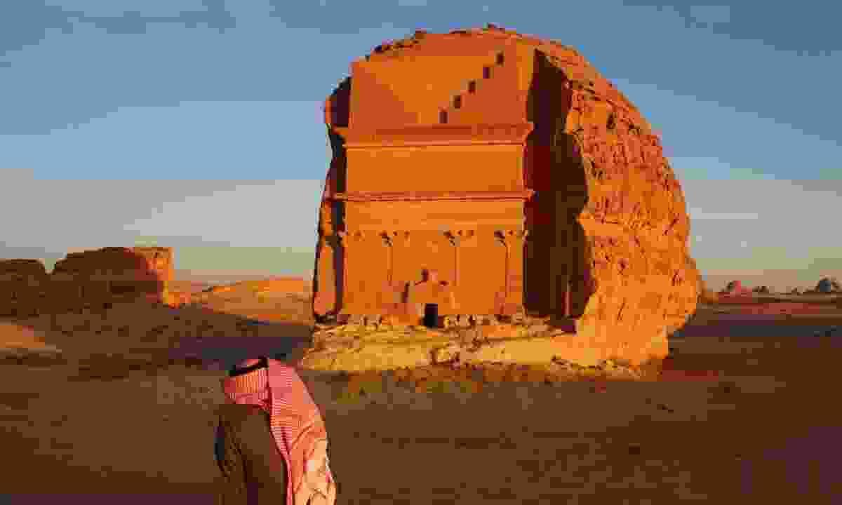 Qasr al Farid (Steppes Travel)