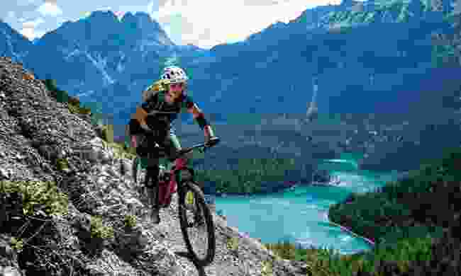 The Blindsee Trail (Tirol Werbung/ Neusser Peter)