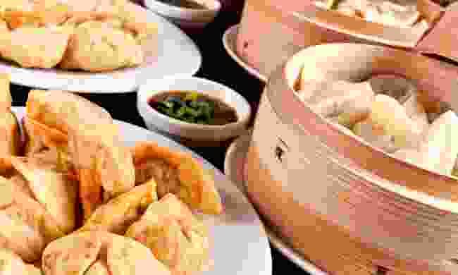 Taiwanese dumplings (Shutterstock)