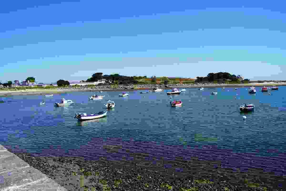 Bordeaux Harbour, Guernsey (Shutterstock)
