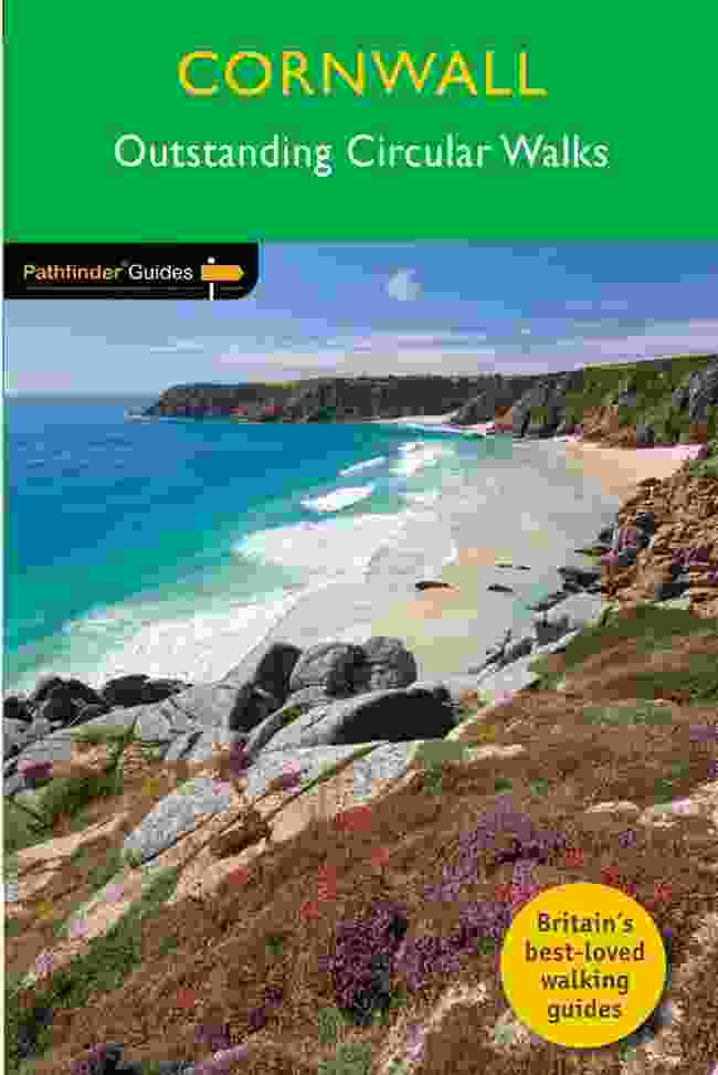 Cornwall Outstanding Circular Walks by Sue Viccars