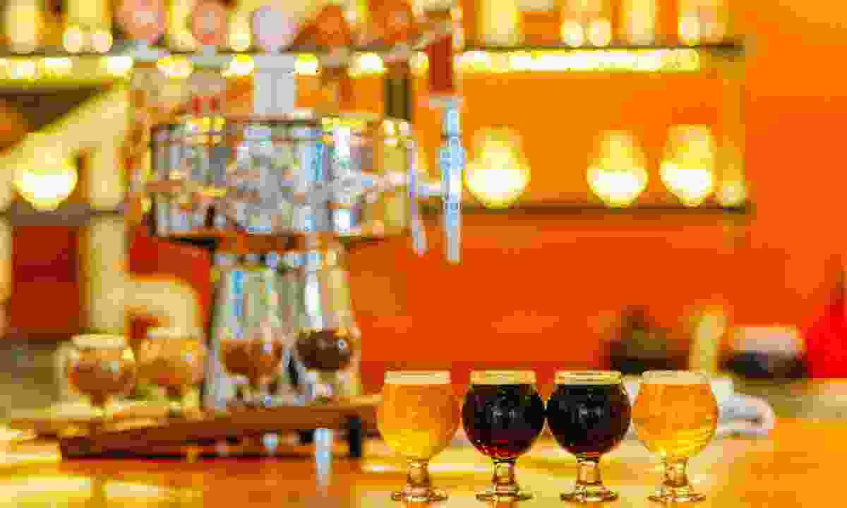 Craft beer in Littleton, Denver Colorado (Dreamstime)