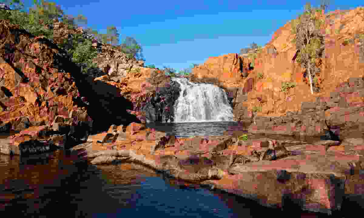 A waterfall in Kakadu National Park (Dreamstime)