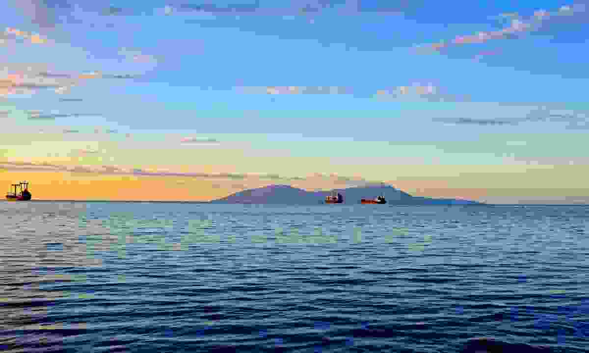 Atauro Island at sunset (Dreamstime)