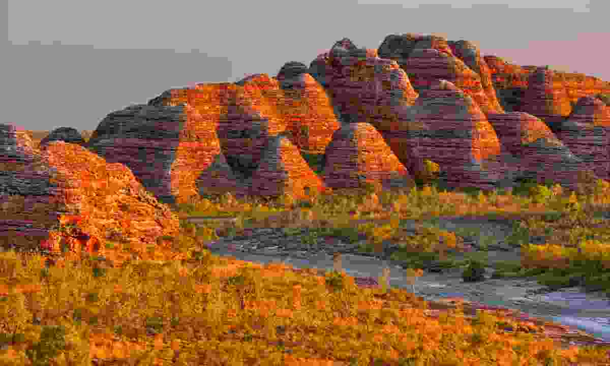 The Beehives of the Bungle Bungles (Dreamstime)