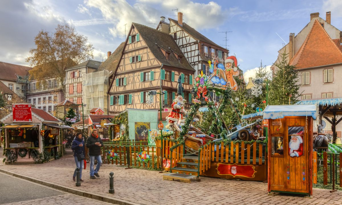 Colmar Christmas Markets France.5 Family Friendly Festive Things To Do In Colmar This