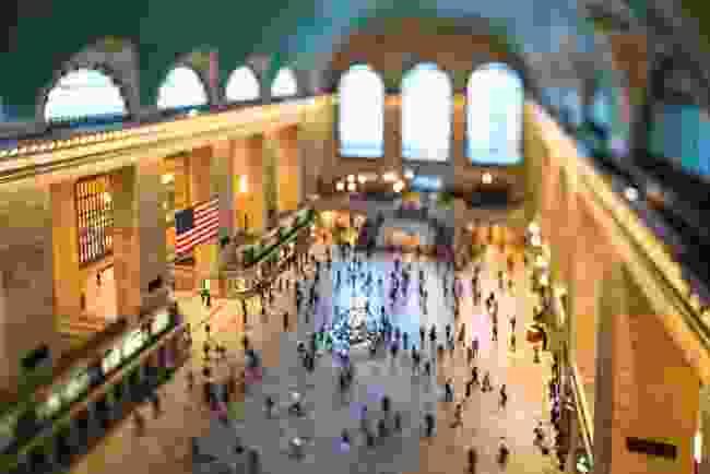 Grand Central Station (Jasper Léonard)