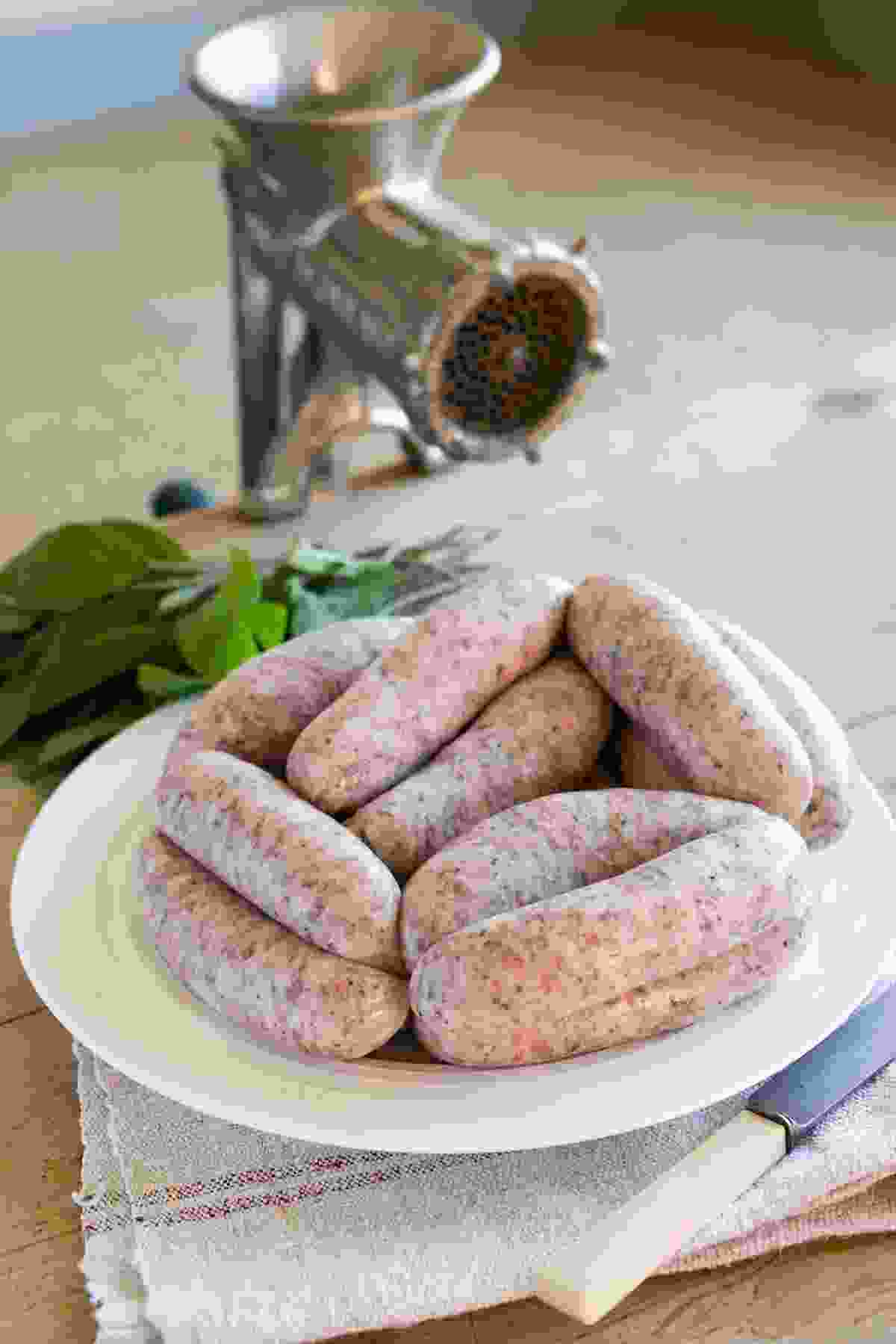 Lincoln sausages (Redhill Farm Free Range Pork)