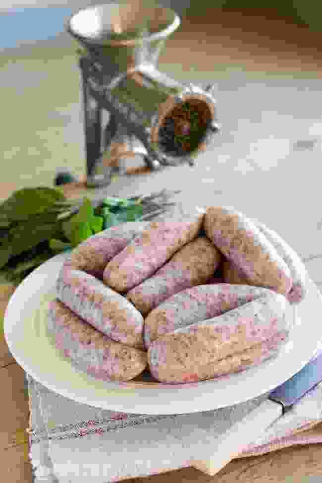Lincoln sausages (Redhill Farm Free Range Pork)