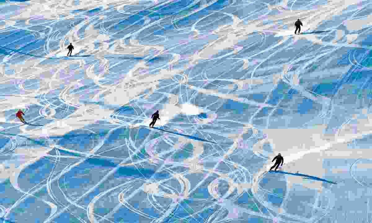 Skiing near Levi (Shutterstock)