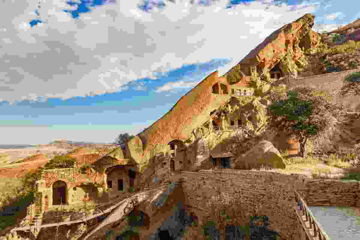 Davit Gareja caves and monasteries, Georgia (Shutterstock)