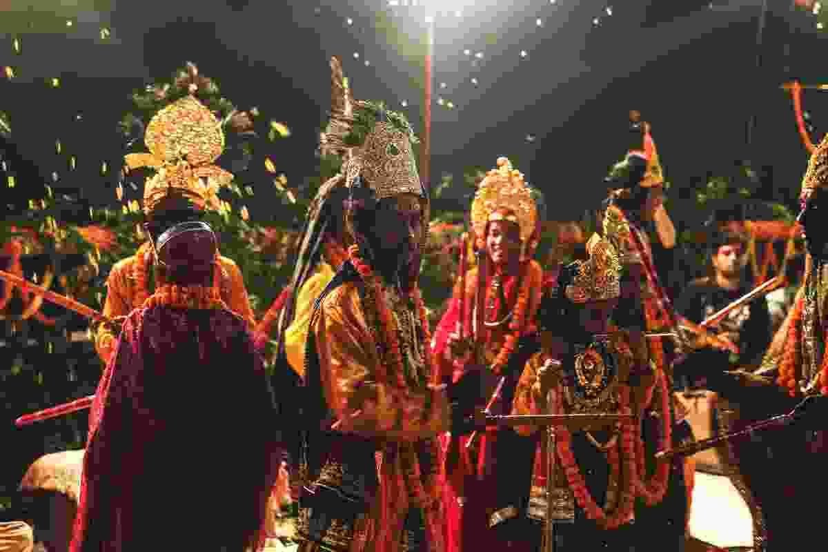 The Dev Deepawali Celebrations in Varanasi, India (Shutterstock)