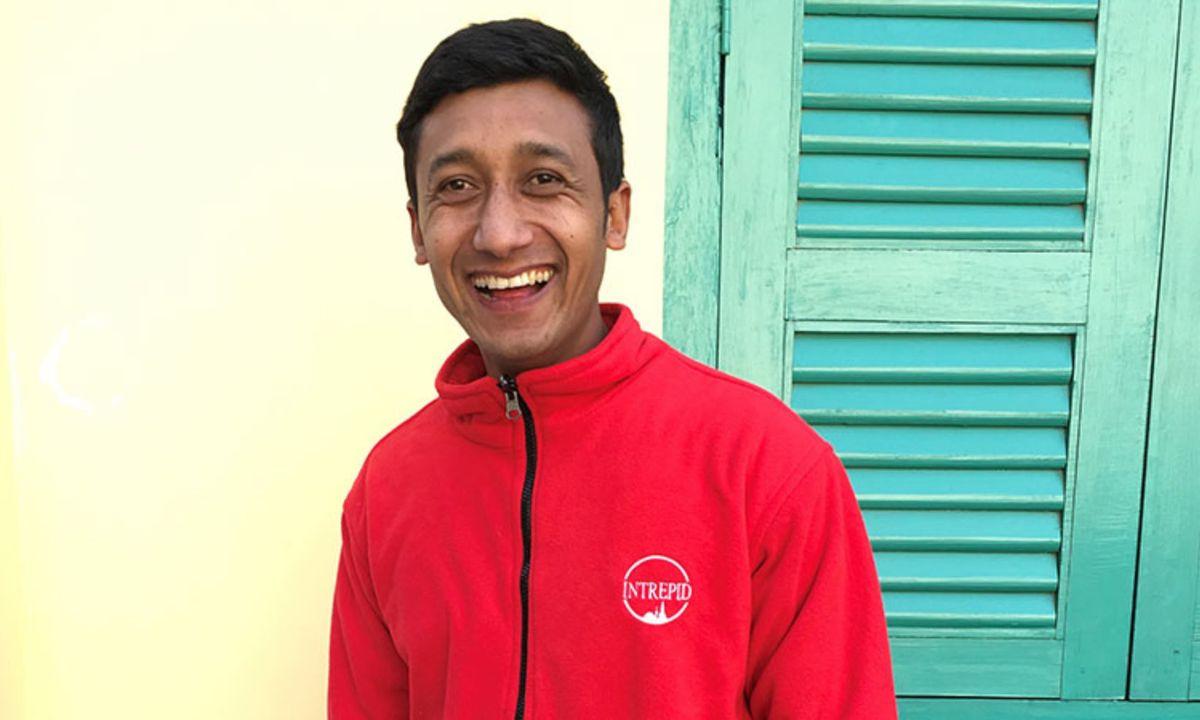Dinesh KC (Intrepid Travel)